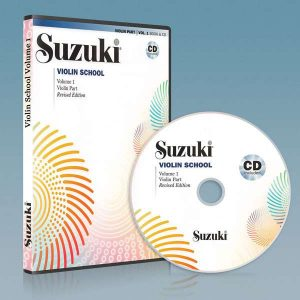 ویولون سوزوکی جلد اول به همراه فایل صوتی