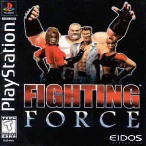 دانلود بازی Fighting Force 1 برای پلی استیشن ۱