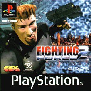 دانلود بازی Fighting Force 2 برای پلی استیشن ۱