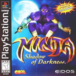 دانلود بازی Ninja Shadow Of Darkness برای پلی استیشن