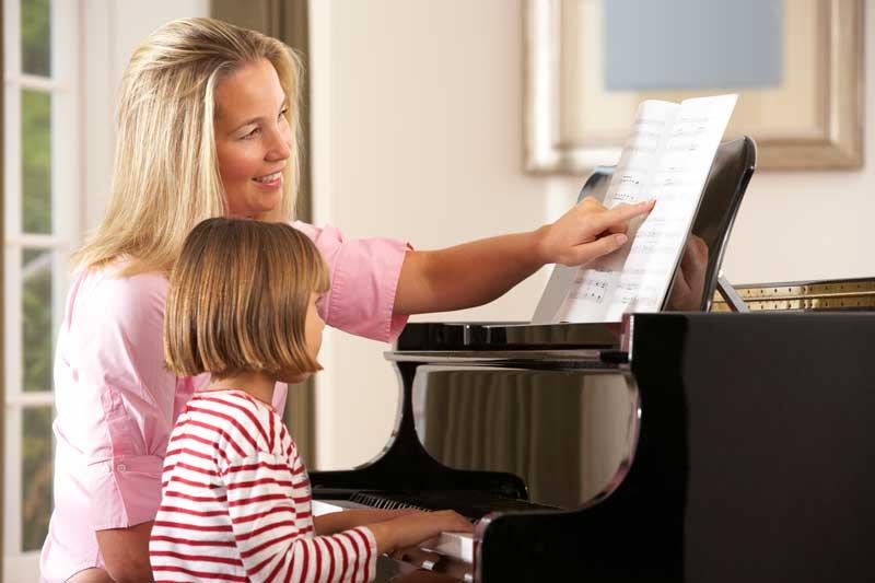 مکتب پیانو سوزوکی جلد ششم