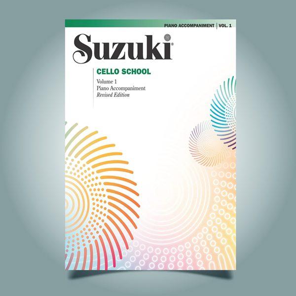 دانلود ویولنسل سوزوکی جلد اول