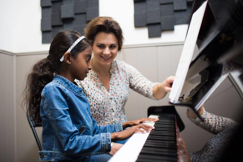 آموزش آنلاین ساز پیانو